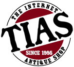 TIAS.com has over a half a million antiques and collectibles for your online shopping pleasure